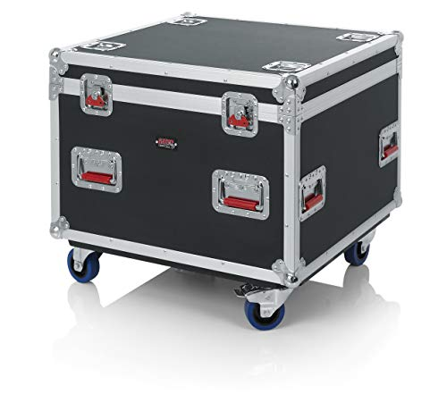 Gator Cases G-TOUR Series Equipment Storage Case / Cable Trunk with Heavy Duty Casters, Truck Pack Size; 30