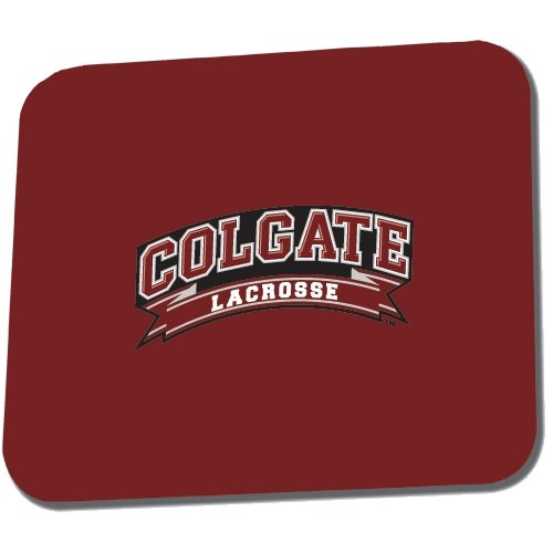 Colgate Full Color Mousepad 'Lacrosse' by CollegeFanGear
