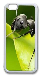 iphone 6 plus 5.5inch Case Animals 044 TPU Custom iphone 6 plus 5.5inch Case Cover Whtie