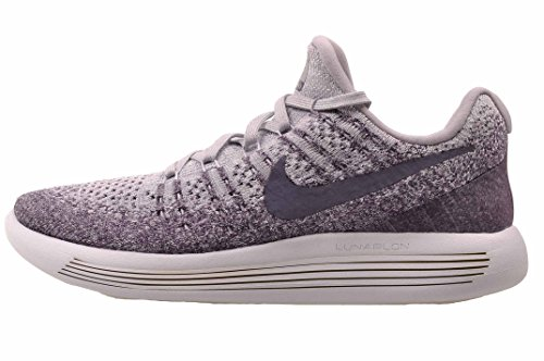 Purple WMNS Women's Dark M 6 2 Nike Flyknit Raisin Low 5 US Provence Lunarepic 0H5q5wp