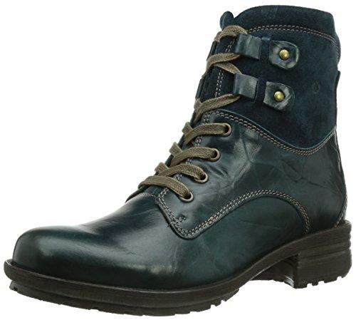 Josef Seibel Schuhfabrik GmbH Sandra 14, Womens Boots Blue (923 Aqua)