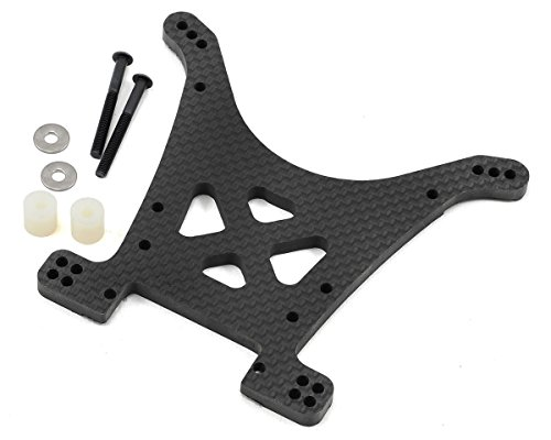 Tower Shock Plastic (Xtreme Racing Yeti XL 5mm Carbon Fiber Front Shock Tower)