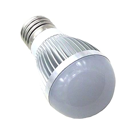 Luz de bulbo de la bola de luces LED E26 E27 9 W regulable luz Bombilla Downlight burrda iluminación blanca PACK OF 20: Amazon.es: Iluminación