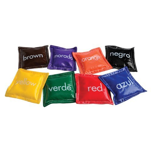 Learning with Bean Bags Game for Kids - Colors