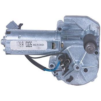 amazon com cardone 40 265 remanufactured domestic wiper motor cardone 40 389 remanufactured wiper motor