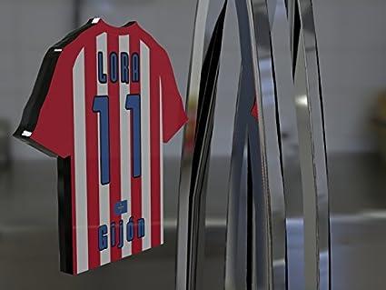 Imán para frigorífico con diseño de camiseta de fú