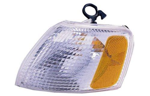 00 Volkswagen Passat Corner - Vaip VW20071A1L Volkswagen Passat Driver Side Replacement Turn Signal Corner Light