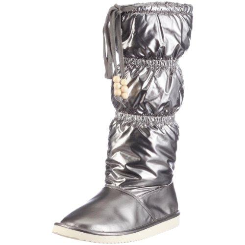 flop De 30270 Mujer Botas Para Dorado Flip Snowdrifter bronze Nailon gold pwqadxWA6