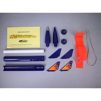 Estes 806 Firestreak SST Flying Model Rocket Kit: Toys & Games