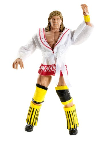 WWE Legends Texas Tornado (Kerry Von Erich) Collector Figure Series #6 by Mattel