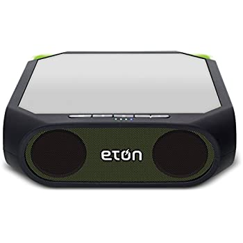 eton rugged rukus solar powered bluetooth. Black Bedroom Furniture Sets. Home Design Ideas