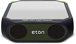 Amazon Com Eton Rugged Rukus The Solar Powered Bluetooth
