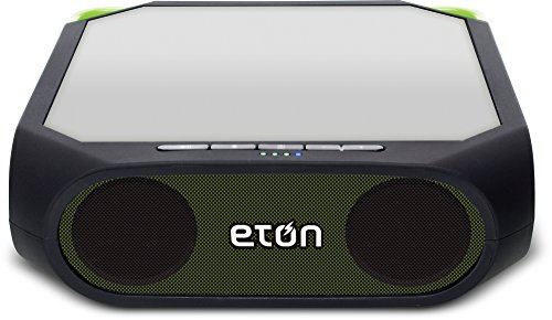 Eton Rugged Rukus Review (Solar Powered)