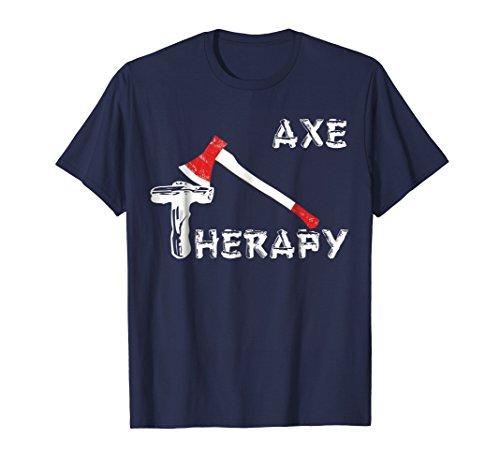 Axe throwing gift shirt fun Lumberjack Tomahawk