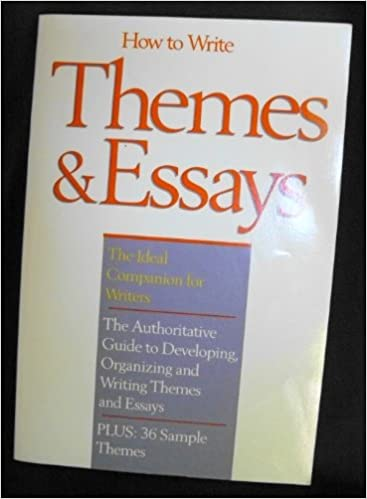 how to write themes essays maccall john mccall  how to write themes essays maccall john mccall 9780134416847 com books