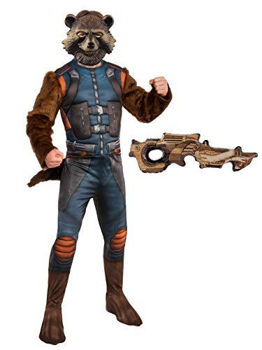 Avengers Endgame Rocket Raccoon Adult Costume Kit