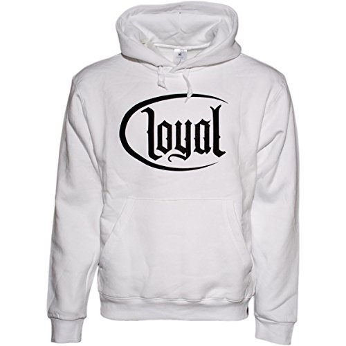Kapuzenpullover Kontra K Loyal Circle Schwarz Sweater