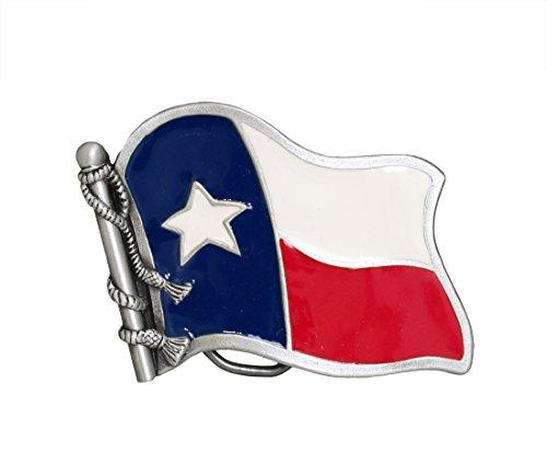 Texas Flag Belt Buckle - Texas Flag Belt Buckle