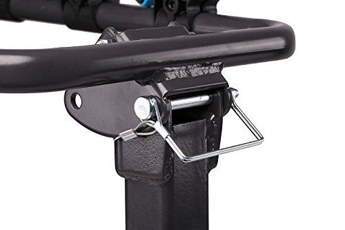 Galaxy Auto Swing Away Hitch Mount Bike Rack for 2 Bikes - Fits 2'' Receivers ONLY by Galaxy Auto (Image #6)