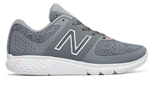 米ドル付与因子(ニューバランス) New Balance 靴?シューズ レディースウォーキング New Balance 365 Grey with White グレー ホワイト US 9 (26cm)