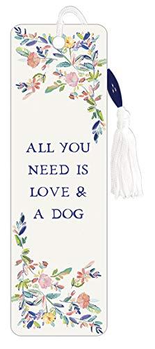 Dog Art Bookmark - 7