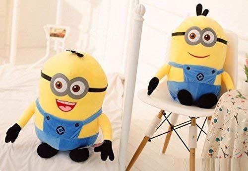 SCOOBA Good Quality Imported Minion Soft Toy for Kids,Teens Large Size|Gift for Kids,Teens