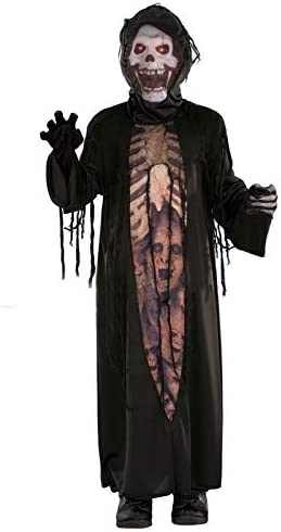 Forever Young Disfraz de Esqueleto para niños, Disfraz de ...