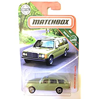 Matchbox Mercedes-Benz W123 Wagon