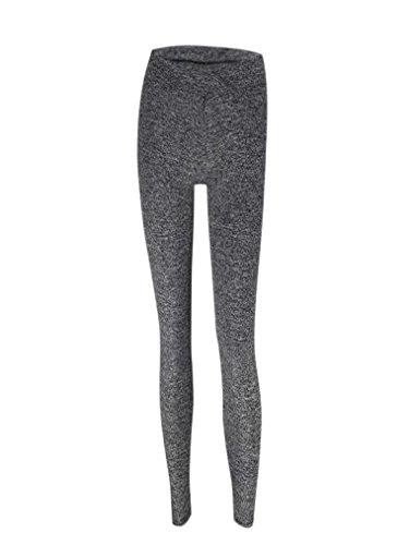 Realdo 2018 New Women's Skinny Sport Pants,Hight Waist Yoga Fitness Leggings Running Gym Stretch Trouser (Dark Grey,X-L)