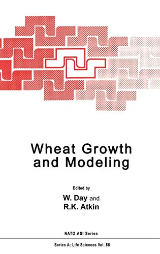 Wheat Growth and Modelling (Nato Science Series A:) (Botanik-shops)