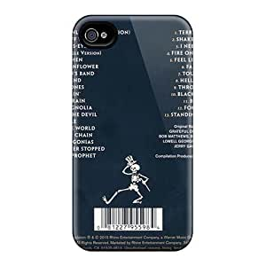 AaronBlanchette Iphone 4/4s Scratch Protection Phone Covers Allow Personal Design Lifelike Grateful Dead Skin [uIh16820uJCZ]