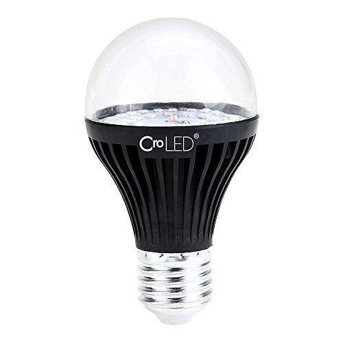 Black Light Bulb , Atshark E27 A19 7W LED UV Ultraviolet Blacklight AC100-240V