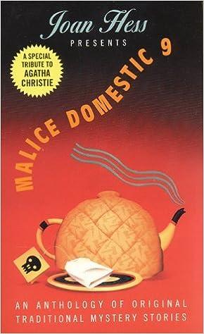 Malice Domestic (2000-04-03)
