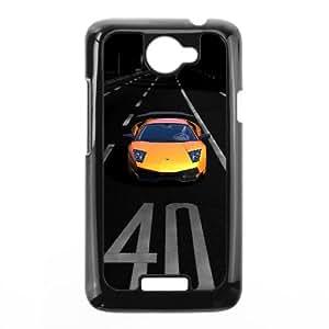 Lamborghini Aventador Car 35 HTC One X Cell Phone Case Black yyfabc_059897