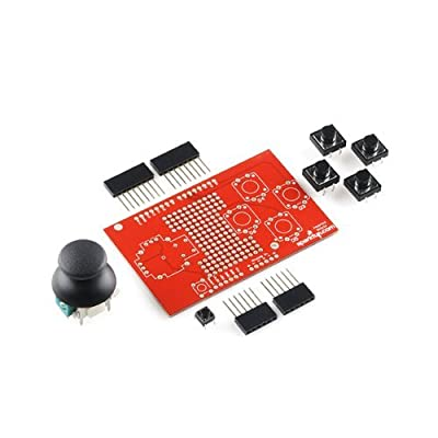 Joystick Shield Kit by SparkFun: Toys & Games