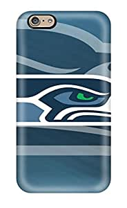 Shock-dirt Proof Seattleeahawks Case Cover For Iphone 6