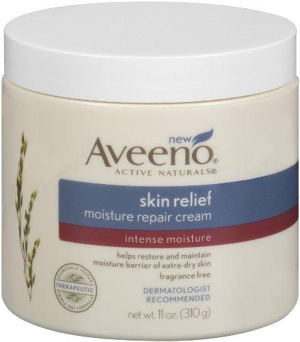 Aveeno soulagement de peau Crème hydratante, 11 onces