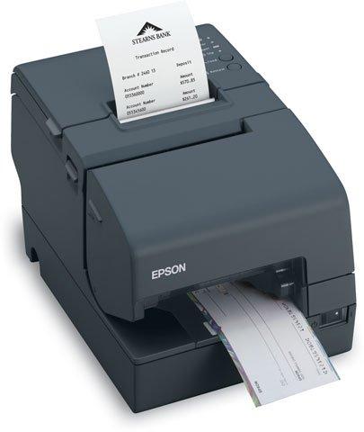 Epson Tm H6000iv-Receipt Printer-Monochrome-Thermal Line/Dot-Matrix- New Retail