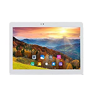 10.1Inch Tablet PC 1280X800 IPS 2G RAM 32G ROM Octa-core GPU Android 7.0OS WiFi AGPS 2SIM Card 3G Cellular 5M Camera – Silver