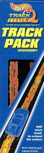 Hot Wheels Track Pack Accessory for Motorized Xv Racers