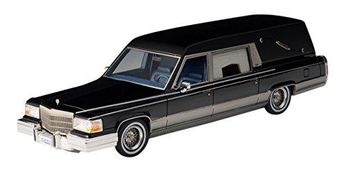 1/43 キャデラック Eureka Concours 霊柩車 1991 (ブラック) GLM43100301
