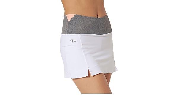 Naffta Tenis Padel Camiseta Tirantes, Mujer: Amazon.es ...