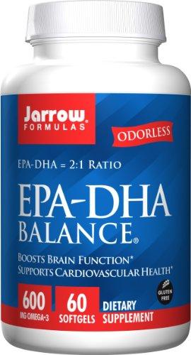 Jarrow Formulas EPA DHA Function Softgels