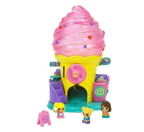 Blip Squinkies Ice Cream Shop Playset by Blip Toys - Import