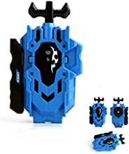 L-BEYWz Battling Combat Launcher B-119/ Right and Left Two Directions Spin Top Accessories Blue beyLauncher