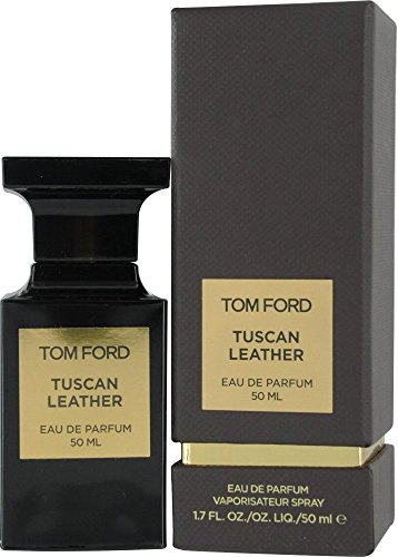 Tom Ford Tuscan Leather Eau De Parfume Spray for Men, 1.7 Ounce
