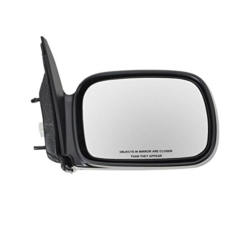 Power Side View Mirror Passenger Right RH for 06-11 Honda Civic 2 Door Coupe Coupe Power Side Mirrors
