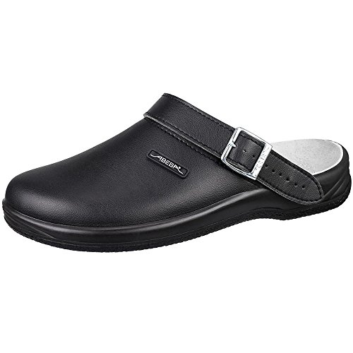 Abeba 8310-40 Arrow Chaussures sabot Taille 40 Noir