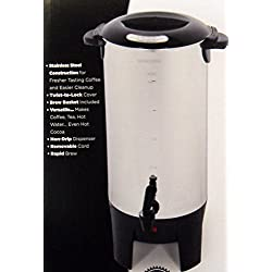 EUROSTAR ES50 10 to 50 Cup Coffee Maker
