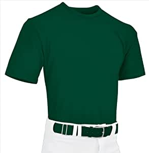 Champro Dri Gear T-Shirt (Forest, Youth Medium)